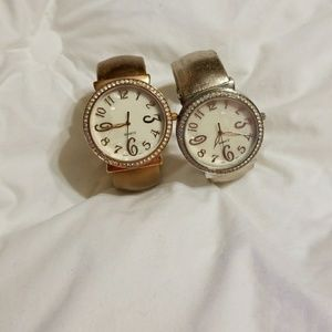 Avon watches, this sale is for both watches.